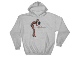 Melanin Perfect - Hooded Sweatshirt