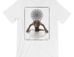 Melanindala by N'Deye Youm & Bruce Talbot - Short-Sleeve Unisex T-Shirt